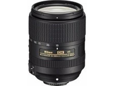 Nikon AF–S DX Nikkor 18–300 mm f/3,5–6,3 G ED VR
