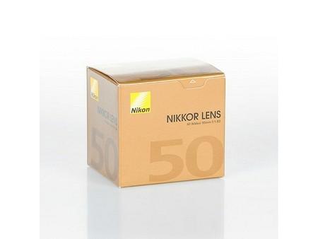 Nikon AF Nikkor 50 mm f/1,8D