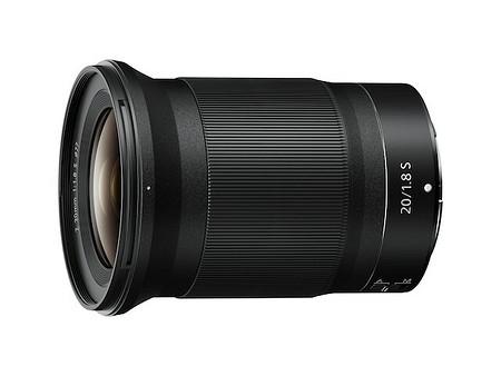 Nikon Nikkor Z 20 mm f/1,8 S