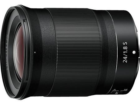 Nikon Nikkor Z 24 mm f/1,8 S