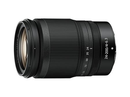 Nikon Nikkor Z 24–200 mm f/4–6,3 VR