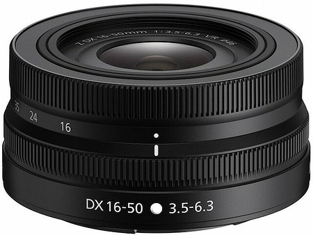 Nikon Z 16–50 mm f/3,5–6,3 DX VR