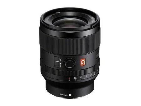 Sony FE 35 mm F1,4 GM