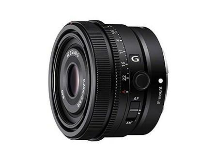 Sony FE 40 mm F2,5 G