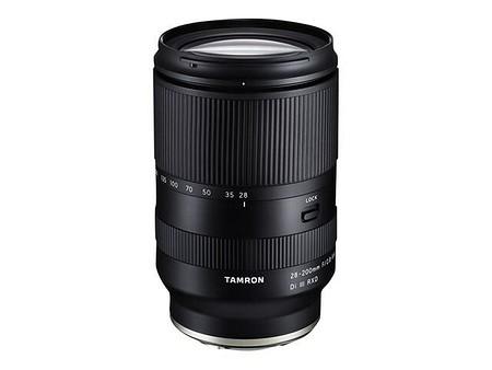 Tamron 28-200 mm F2,8-5,6 Di RXD III
