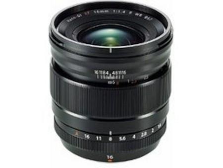 Fujifilm Fujinon XF 16 mm f/1,4 R WR