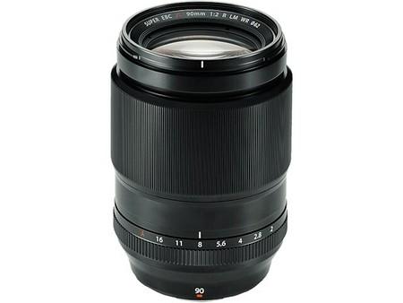 Fujifilm Fujinon XF 90 mm f/2 R LM WR