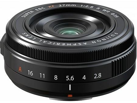 Fujifilm Fujinon XF27 mm f/2,8 R WR
