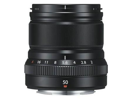 Fujifilm Fujinon XF 50 mm f/2 R WR