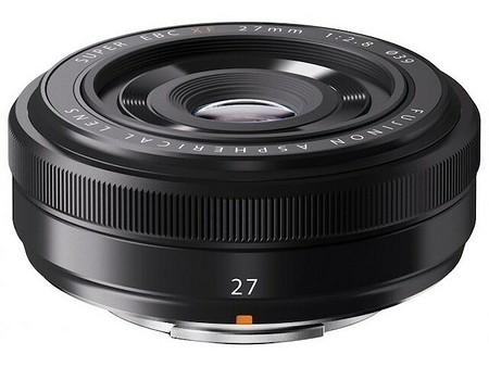 Fujifilm Fujinon XF 27 mm f/2,8