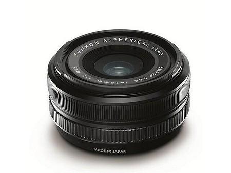 Fujifilm Fujinon XF 18 mm f/2 R