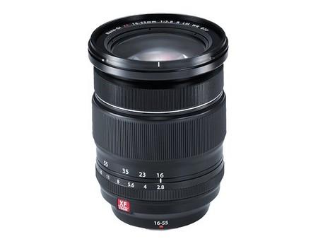 Fujifilm Fujinon XF 16-55 mm f/2,8 R LM WR