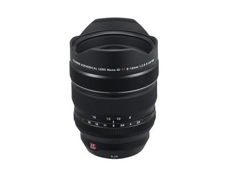 Fujifilm Fujinon XF 8-16 mm f/2,8 R LM WR