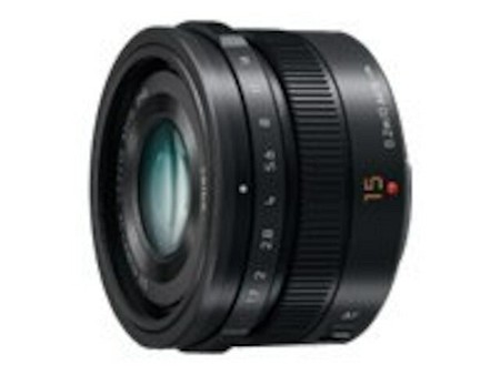Panasonic Leica DG Summilux 15 mm f/1,7 Asph.