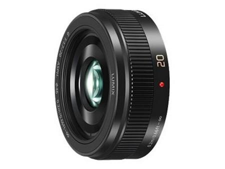 Panasonic Lumix G 20 mm f/1,7 II Asph.
