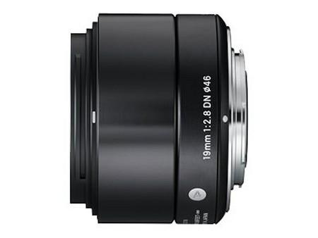 Sigma 19 mm f/2,8 DN (A)