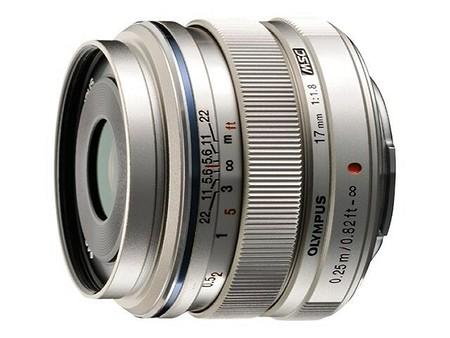 Olympus M.Zuiko Digital 17 mm f/1,8