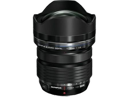 Olympus M.Zuiko Digital ED 7-14 mm f/2,8 Pro