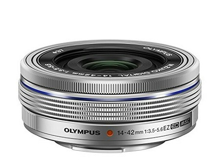 Olympus M.Zuiko Digital ED 14-42 mm f/3,5-5,6 EZ Pancake