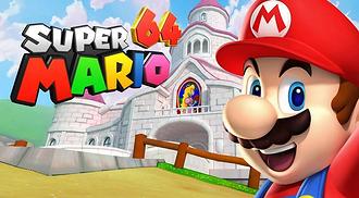 Картридж Super Mario 64 оценен дороже деся&...