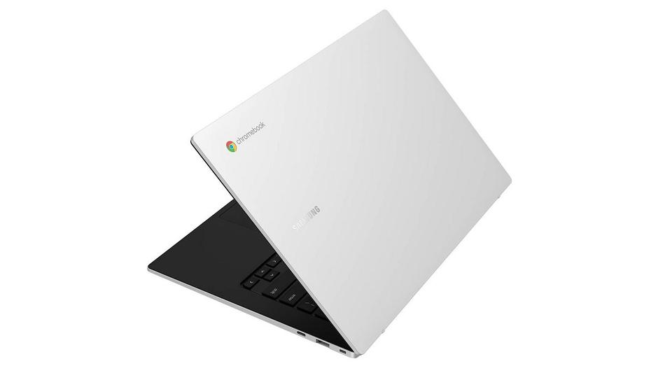 Samsung представила доступный ноутбук Galaxy Chromebook Go