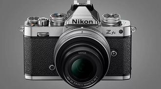 Беззеркальная камера Nikon Z FC получи...