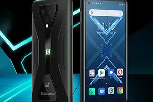 Представлен первый в мире защищенный геймерский смартфон с поддержкой 5G