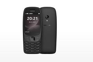 Возрожденный легендарный телефон Nokia 6310 обещает три недели на одном заряде