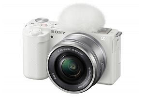 Sony представила блогерскую камеру ZV-E10