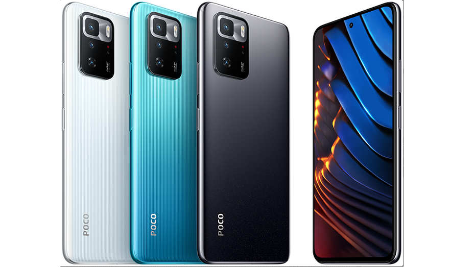 Доступный смартфон POCO X3 GT получил 120-Гц экран, стереодинамики и скоростную зарядку мощностью 67 Вт