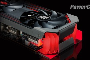 Адские ускорители — PowerColor тизерит Radeon RX 6600 XT Red Devil и Hellhound