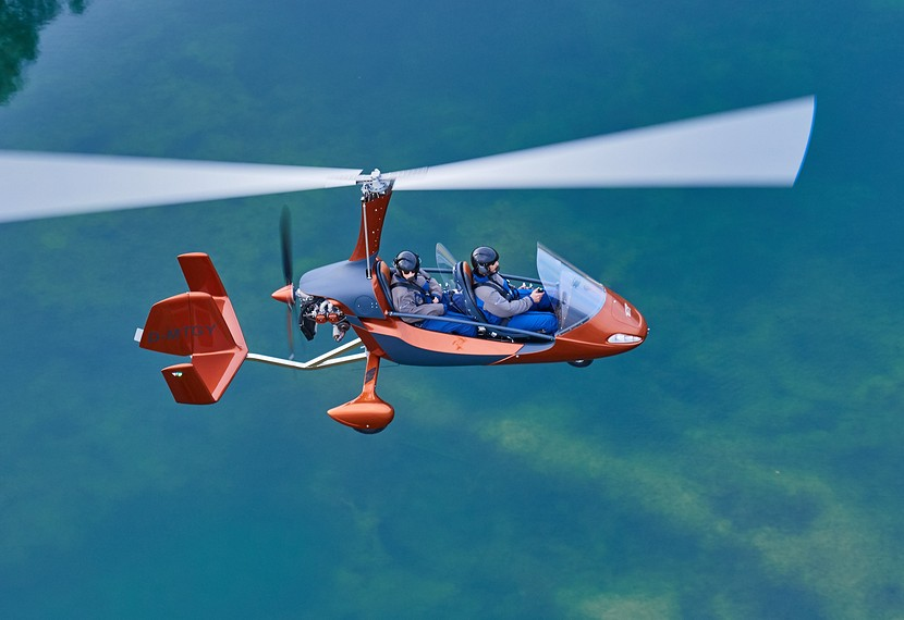 Между самолетом и вертолетом: как устроен и сколько стоит автожир