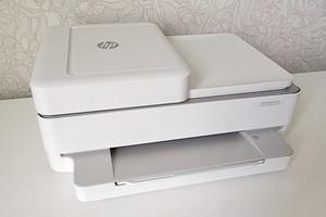 Обзор МФУ HP DeskJet Plus Ink Advantage 6475