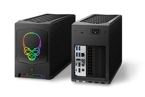 Новый мини-ПК от Intel может потягаться в мощи с полноценным десктопом