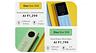 От 1250 рублей: представлены первые телефоны нового доступного бренда Dizo