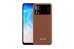 Доступный смартфон Doogee N40 Pro получил кожаную отделку и большой аккумулятор