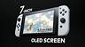 Nintendo анонсировала портативную консоль Switch с 7-дюймовым OLED-экраном