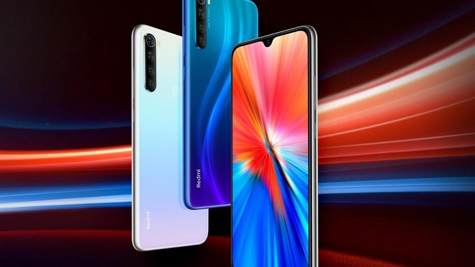 Xiaomi привезла в Россию ремастер одного из самых хитовых бюджетных смартфонов  Redmi Note 8 2021