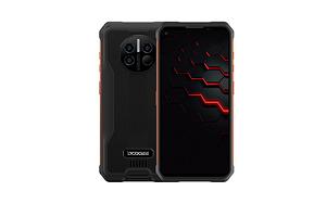 Бей, топи и измеряй: доступный смартфон DOOGEE V10 получил сверхзащищенный корпус и встроенный термометр