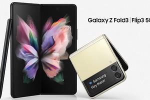 Лучшие смартфоны с гибкими дисплеями — представлены Samsung Galaxy Z Fold 3 и Z Flip 3