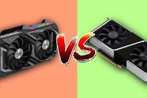 Какая круче — сравнение видеокарт GeForce RTX 3060 Ti и Radeon RX 6600 XT в играх