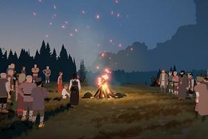Играй патриотично: вышла ролевая игра по мотивам русских народных сказок Черная Книга