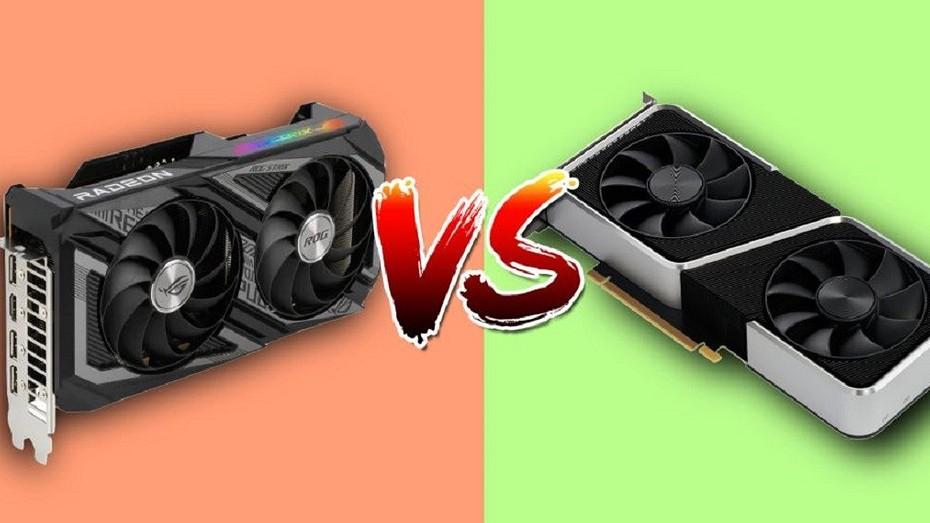 Какая круче  сравнение видеокарт GeForce RTX 3060 Ti и Radeon RX 6600 XT в играх