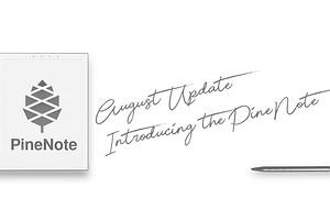 Ридер-блокнот для настоящих гиков: PineNote получил E-Ink-дисплей, стилус и ОС Linux