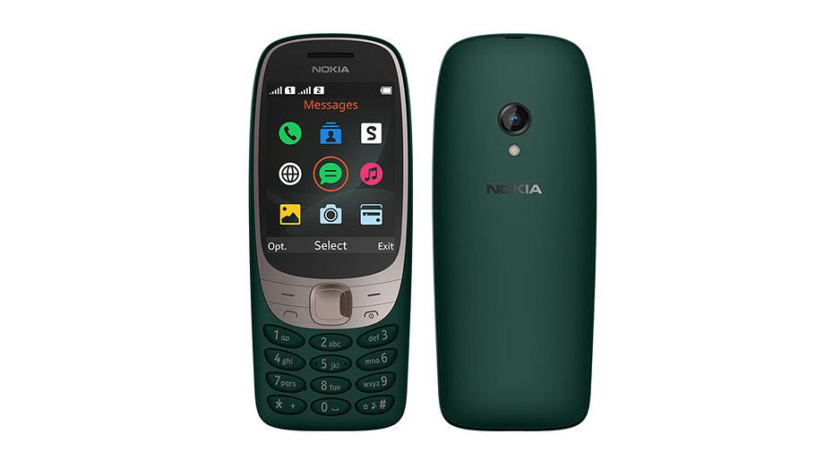 В Россию прибыл возрожденный легендарный телефон Nokia с автономностью до трех недель