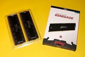 Тест комплекта оперативной памяти Kingston FURY Renegade 32GB DDR4-3600