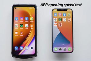 Китайский защищенный смартфон с гигантским аккумулятором не уступил iPhone 12 в тестах на скорость