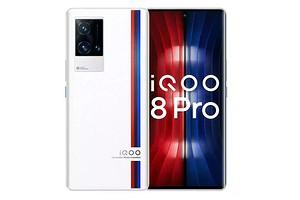 Флагман с самым крутым дисплеем в мире — представлен iQOO 8 Pro