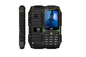 Защита IP68 и цена меньше 3000 рублей: российский бренд BQ представил новый телефон 2447 Sharky