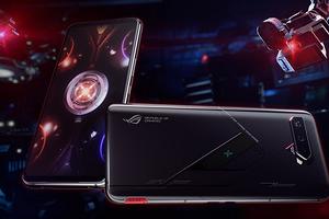 Названы цены идеальных геймерских смартфонов ASUS ROG Phone 5s и ROG Phone 5s Pro